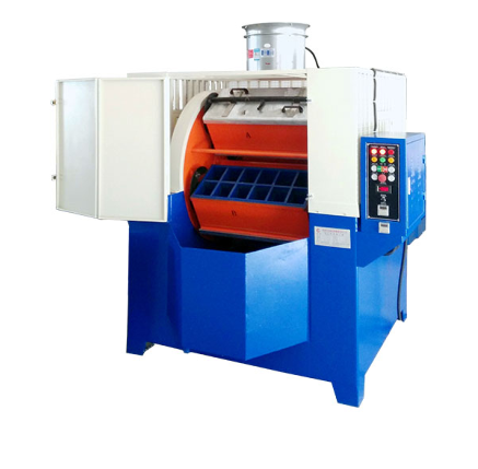 High-Speed Centrifugal Barrel Finishing Machine