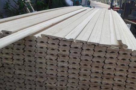 Carved Reed Moulding