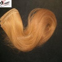 Best Seller 100% Remy Blonde Wavy Hair Extension