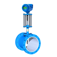 Elmag 100P-Insertion Type Electromagnetic Flow Meter With Pressure Measurement