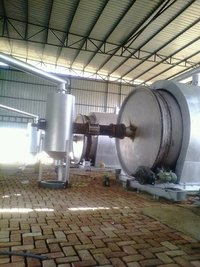 Recyle Tyre Oil Plant