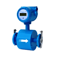 Elmag 600-Battery Operated Electromagnetic Flow Meter