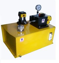 Hydraulic Overload Protector - 1200 Ton