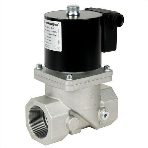 Automatic Reset Gas Solenoid Valve