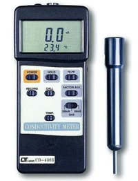 CONDUCTIVITY METER LUTRON CD 4303