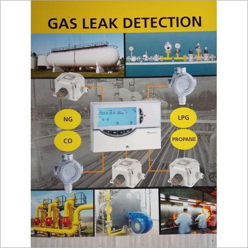 LPG And Natural Gas Leak Detector