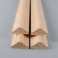 Interior decoration wood  moulding