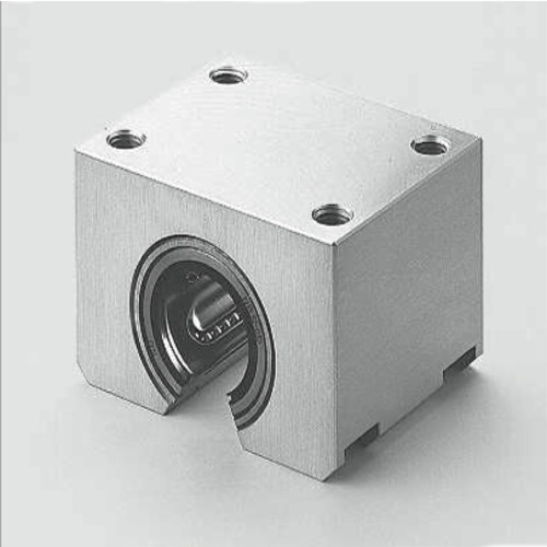 Linear Bearing With Housing Open Type