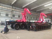 Container Lifting Side Crane