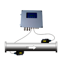 Asionic 200c - Clamp on Type Ultrasonic Flow Meter