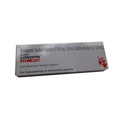 Lonopin 60mg Injection