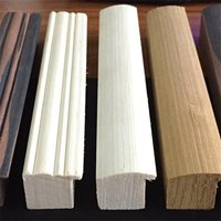 decoration wood door casing moulding