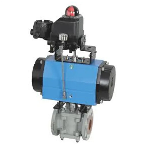 Pneumatic Electrical Ball Valve