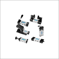 Pneumatic Spool Valve