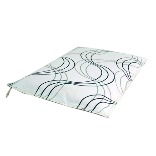 Gown Printed Plastic Packing Bag