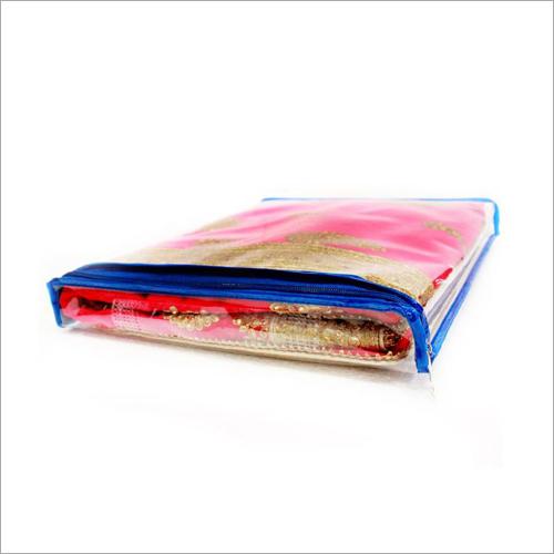 Plain PVC Saree Packing Bag