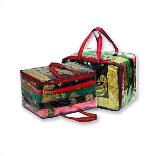 Saree Transparent Plastic Packing Bag