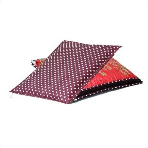 Saree Printed Modern Packing Bag