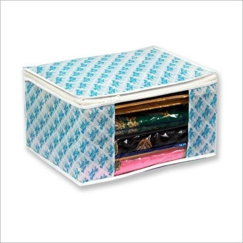 Multiple Saree Printed Packing Bag