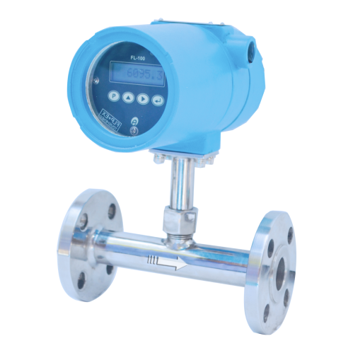 FL 100 - Two Wire Turbine Flow Meter
