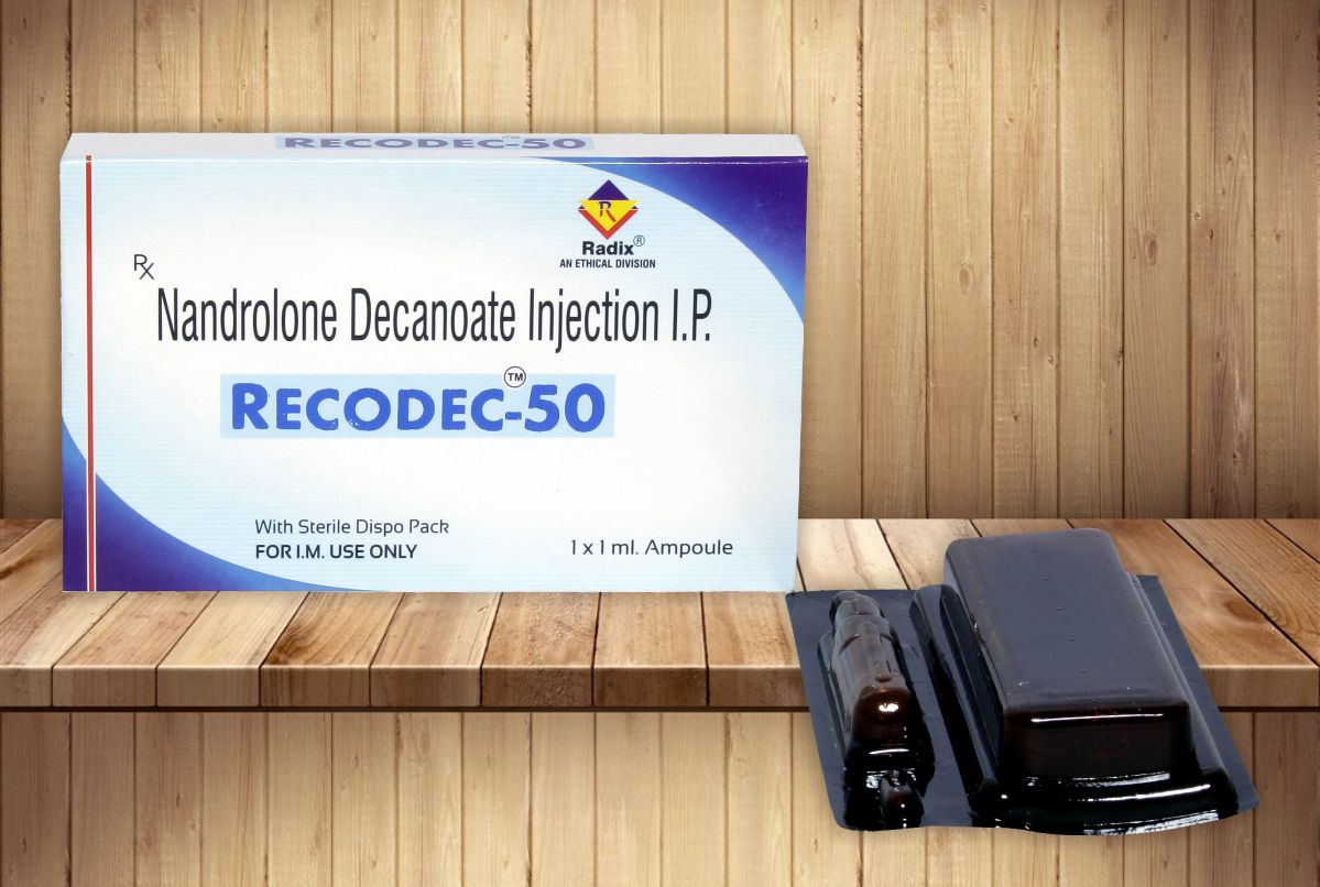 Nanodrolone Decanoate 25 mg/ml & 50 mg/ml