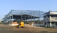 Metal Building Construction for Industrial