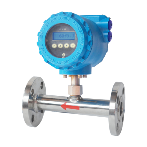 FL 106 - Battery Operated Turbine Flow Meter