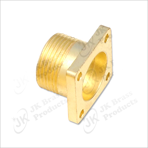 Brass CNC Machined Precision Turned Parts