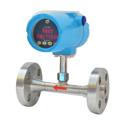 FL 204 - Four Wire Turbine Flow Meter