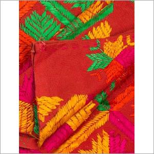 Punjab Phulkari Stitch Work