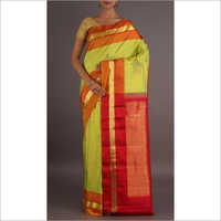 Designer Fancy Silk Saree
