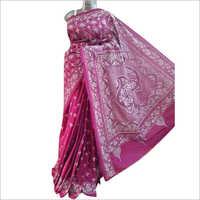 Designer Bangali Stitch Saree