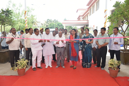 Tensile Canopy SSST,Shirdi Opening