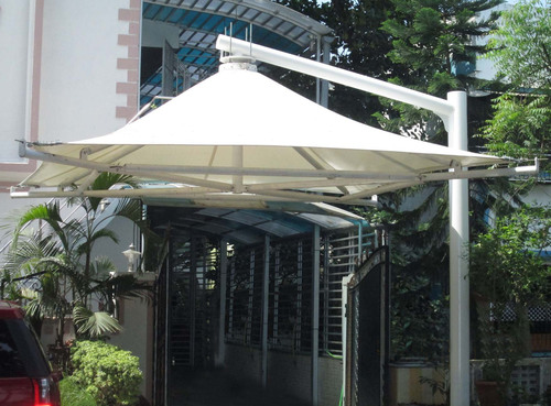 Outdoor Parking Tensile Structure