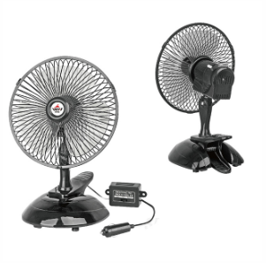 Heavy-Duty Fan for Car, Table Fan