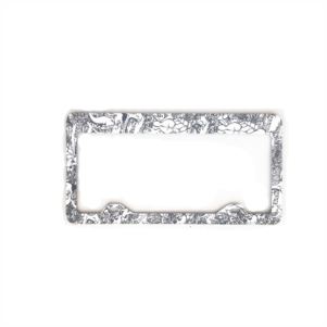 Features for license plate frames/license plate holders 8