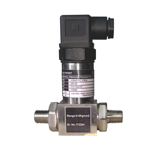 DPT 22 - Differential Pressure Transmitter