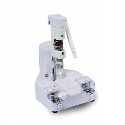 Optical Lens Drilling Machine
