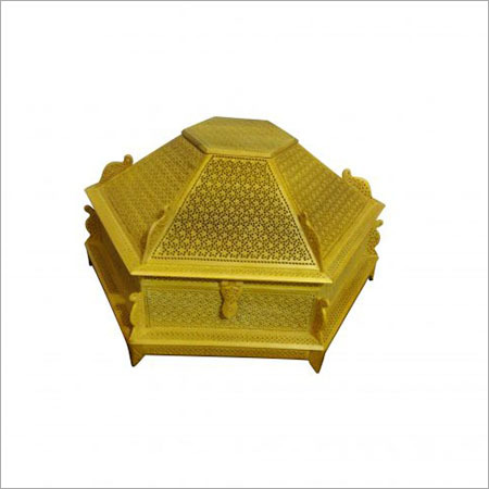 Wooden Jewellery Box 001