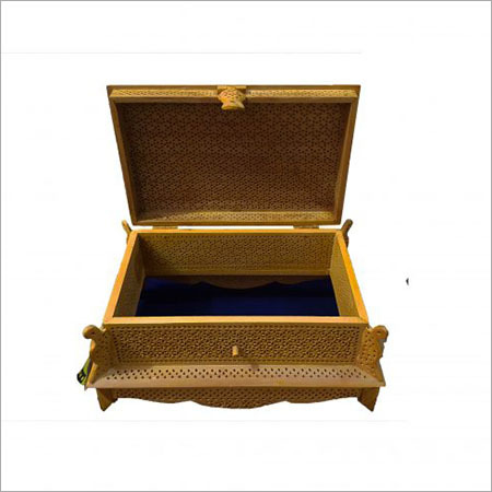 Wooden Jewellery Box 0011
