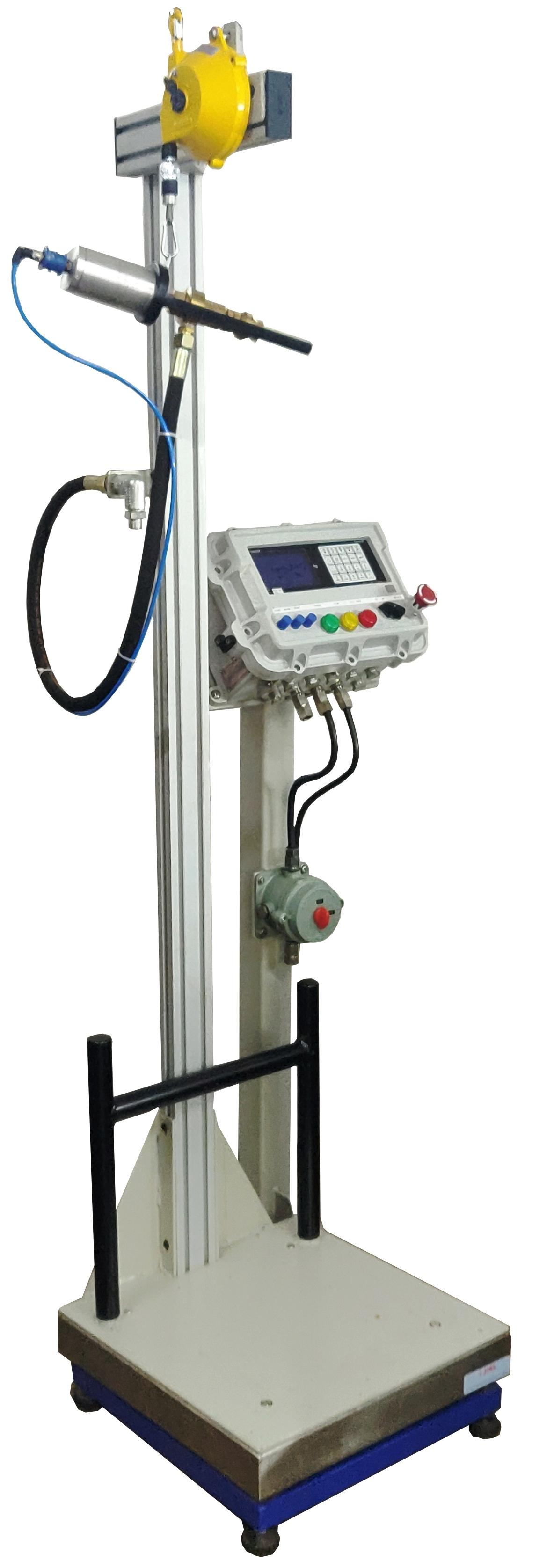 Electronic Cylinder Filling Machine