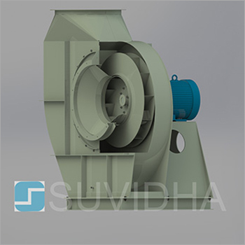 SISW Centrifugal Fans