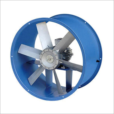 V Belt Drive Axial Flow Fans