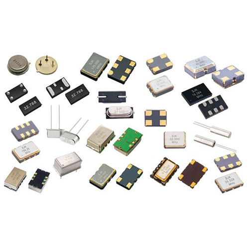Electronic Crystal Parts