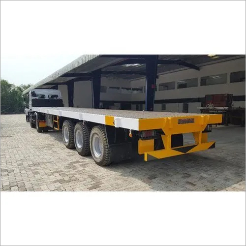 Triple Axle Loading Trailer