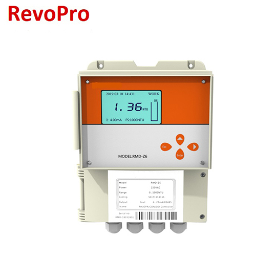 Industrial Turbidity Controller Meter