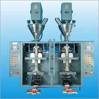 Industrial Double Head Auger Machine