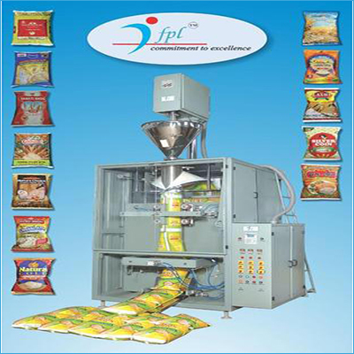 Automatic Servo Auger Pouch Packaging Machine