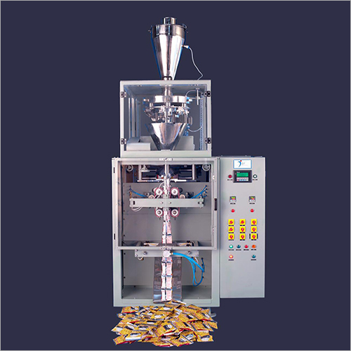 Sachet Packaging Rotary Cup Filler Machine