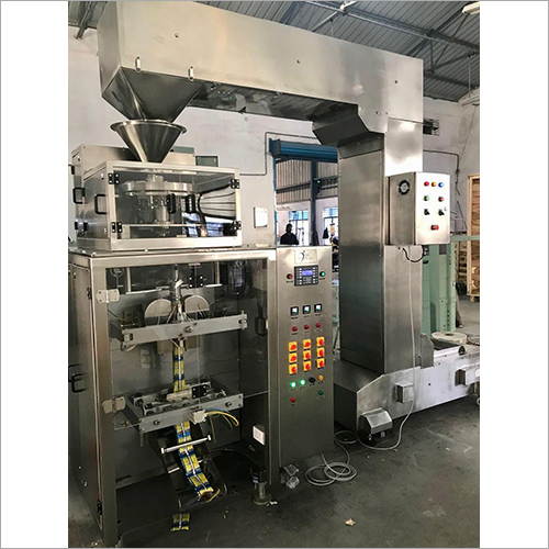 Fully Automatic Sachet Packaging Rotary Cup Filler Machine